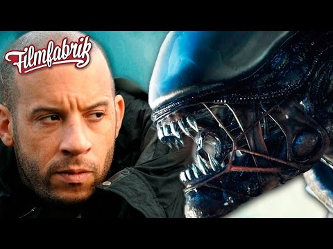 FAST & FURIOUS 8?! | ALIEN: PARADISE LOST! | HARRY POTTER THEATERSTÜCK | FILM NEWS