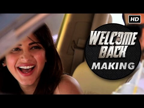 Exclusive Of The Epic Car-O-Baar Chase Sequence | Welcome Back