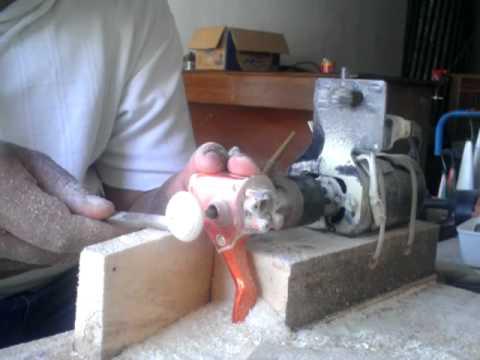 Tonton dan Download merubah dinamo pompa air menjadi alat gosok batu ...