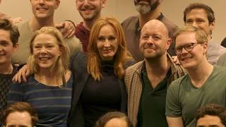 J.K. Rowling surprises the Cursed Child Broadway company
