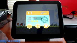 HP TouchPad 16GB Review