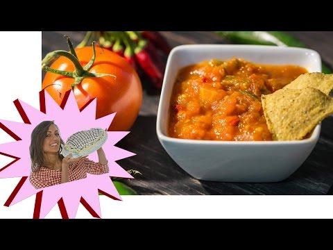 Salsa Chili – Ricetta Salsa Piccante
