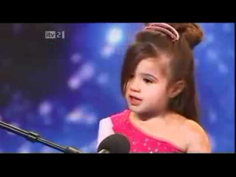 4 year old dancer Shakira Music Videos