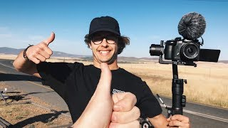 NEW VLOG SETUP?!