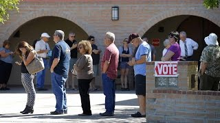 Bernie Sanders Lost Arizona Due to Voter Suppression Tactics