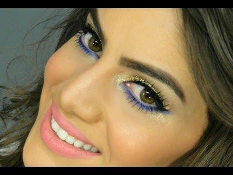 Maquiagem para o ANO NOVO (Opção 2) por Camila Coelho