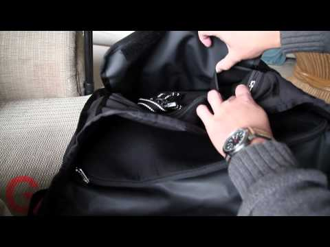 Chrome Bags:  Buran Laptop Messenger Review & Giveaway!