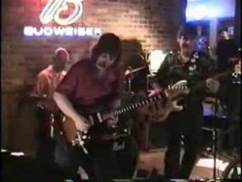Cari Dell Band performing Long Train Runnin' by the Doobie Brothers. The video was shot at the Town House Lounge in Manitou Springs, Colorado in 2007. www.ca...