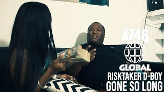RiskTaker D-Boy - Gone So Long (Official Music Video)