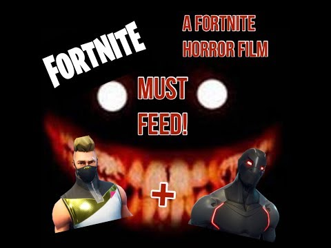 I MUST FEED!| A Fortnite Horror Film|