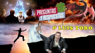 Preguntas y Respuestas con el Padre Luis Toro (fe,muertos,homoxesuales,tatuajes,comulgar y más)