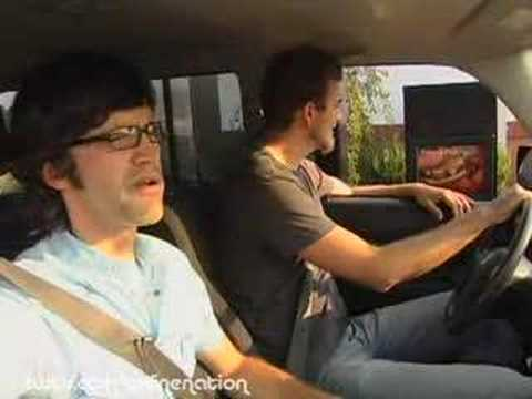 Drive-Thru Rap - Rhett & Link Music Videos