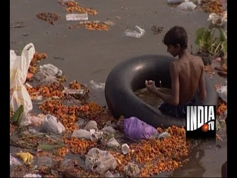 Ganga pollution still a worry