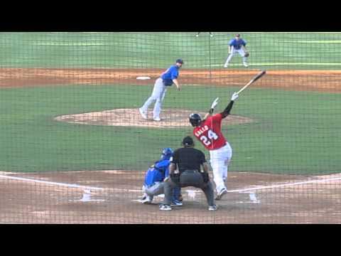 Joey Gallo vs. Nate Long (2), 6/10/2014