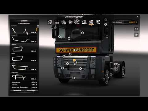 [ETS2 v1.19.1] Renault Magnum edit v2.2.5
