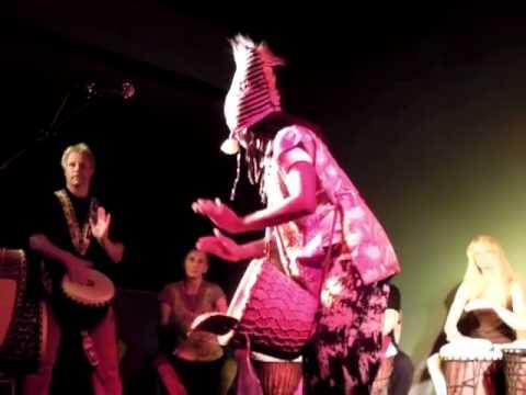 Tanz die Trommel -Essen-2012- Aladji Toure 2