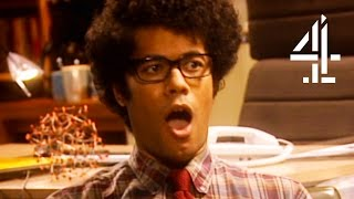 Funniest Moss Moments | The IT Crowd | Part 1