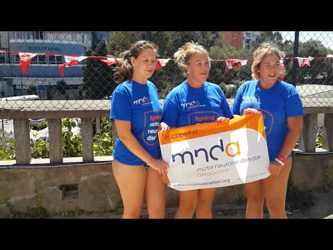 Ice Bucket Challenge Gibraltar MND Support