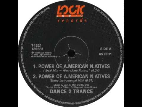Dance 2 Trance Featuring Linda Rocco - P.ower Of...