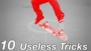10 Skateboard Tricks Nobody Does Anymore