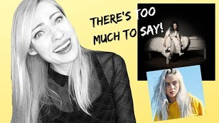 BILLIE EILISH - Album [Musician's] Reaction & Review: WHEN WE ALL FALL ASLEEP, WHERE DO WE GO?
