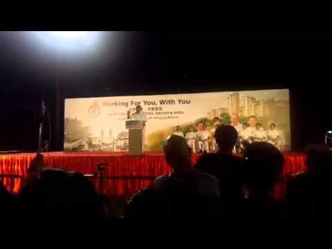 PAP's Ng Eng Hen on an even better Singapore