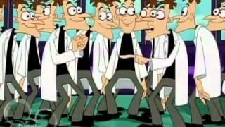 Perry el Ornitorrinco VS Dr. Doofenshmirtz
