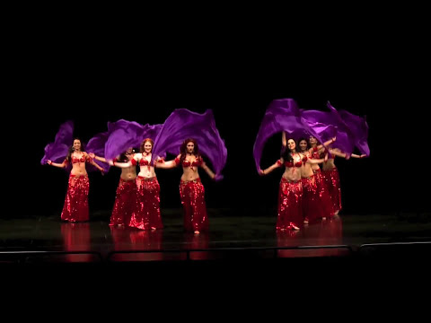 2013 Troupe of the Year - Khamsin Bellydance