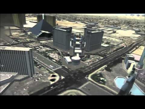 vegas vacation movie. FSX Las Vegas vacation!