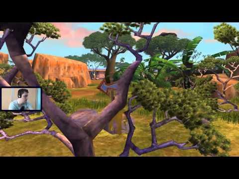 Gry Dla Dzieci | Madagaskar 2 - Zadanie Króla Juliana