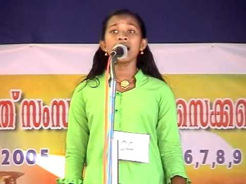 Sarayu Nadhi-malayalam Light Music video
