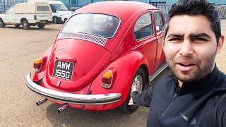 Will It DRIVE? Collecting My NEW 1969 VW Beetle!!