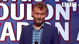 Things you wouldn't hear on a train - Mock the Week: Series 15 Episode 5 - BBC Two