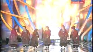 EUROVISION 2012 - RUSSIA - Grannies from Buranovo - Party For Everybody