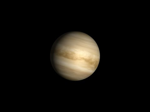 Le mystère de Vénus, ses ressemblances avec la Terre