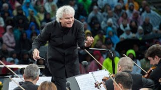 Elgar Pomp And Circumstance Rattle Berliner Philharmoniker