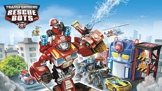TRANSFORMERS: Rescue Bots - Hero Hunt - for KIDS