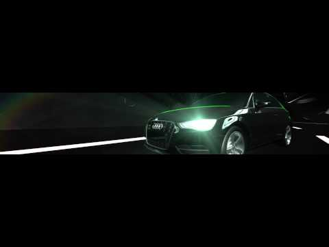 2012 Audi A3 Launch Animation For Bulgaria