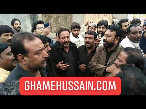 Be Sheer Ko chaa ky Maqtal waich || Chakwal party | New Noha | Shehzada Ali Asghar as | New Noha