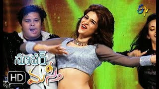 Diwali Deepanni  Song | Shraddha Das Dance Performance | Super Masti | Khammam | 25th June 2017