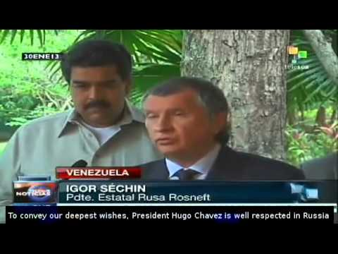 Russia and Venezuela strengthen cooperation ties
