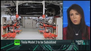 Tesla in line to get major Chinese subsidies