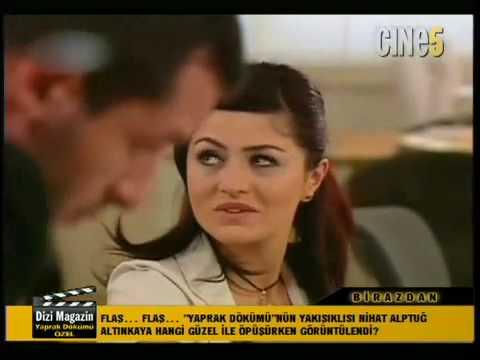 Yaprak Dökümü -  FERHUNDE SEVISME SAHNESI !!!