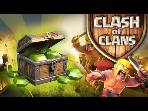Clash of Clans - How To Get The Gem Box (25 Free Gems Tips)