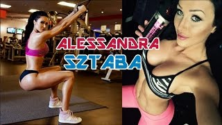 ALESSANDRA SZTABA - All Exercises For a Toned Body & Sexy Look