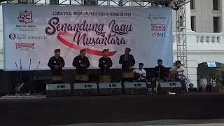 Download Lagu Sipatokaan -  NIEO Voice | Babak Final | Senandung Lagu Nusantara | RCI - 1 April 2018 Gratis STAFABAND