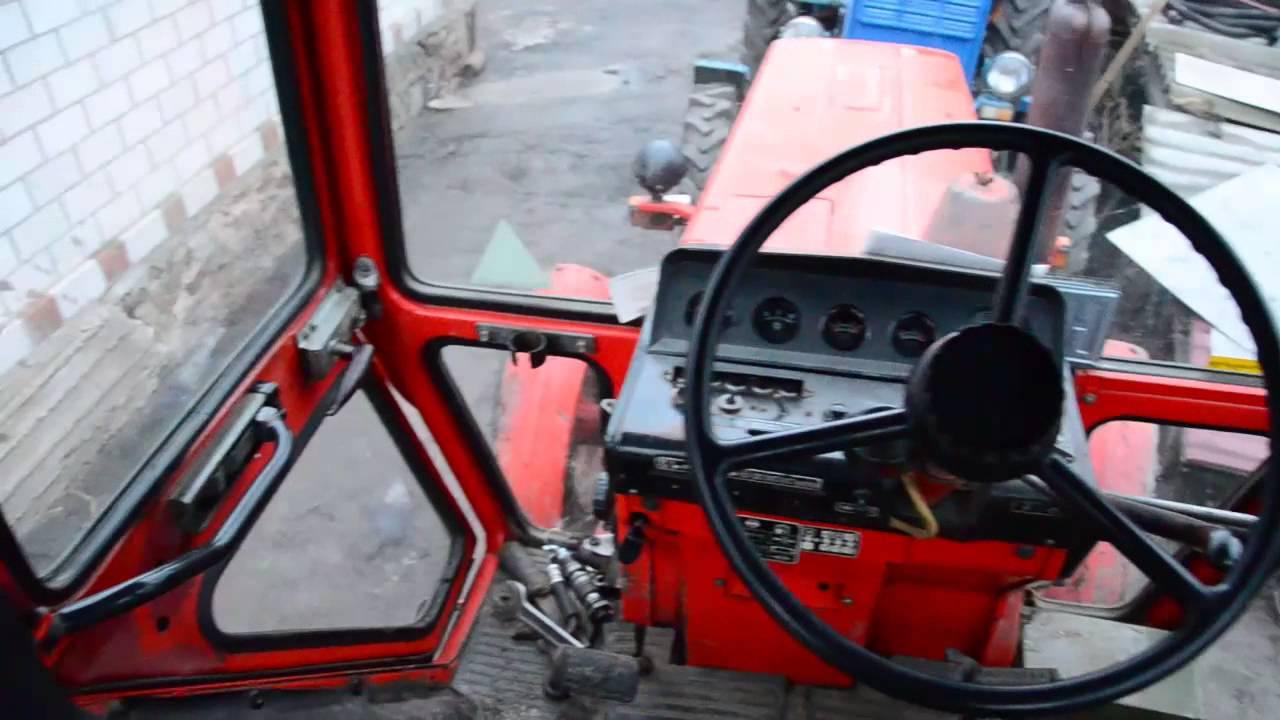 Как сделать тюнинг на тракторе мтз