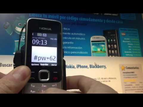 Liberar Nokia 2730 Classic por imei Movistar o Vodafone. Movical