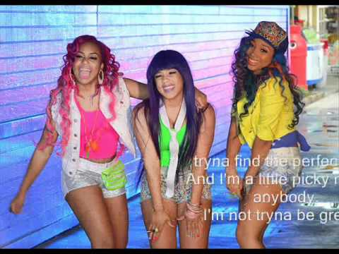 OMG Girlz- Where The Boyz At