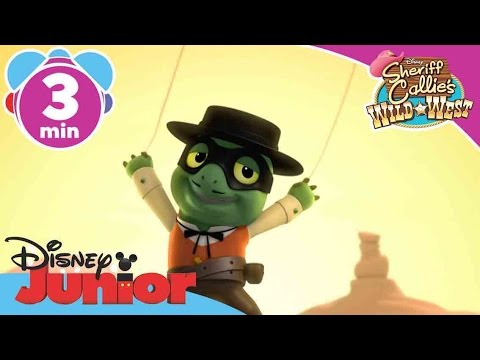 Sheriff Callie | El Yo-Yo Song | Disney Junior UK